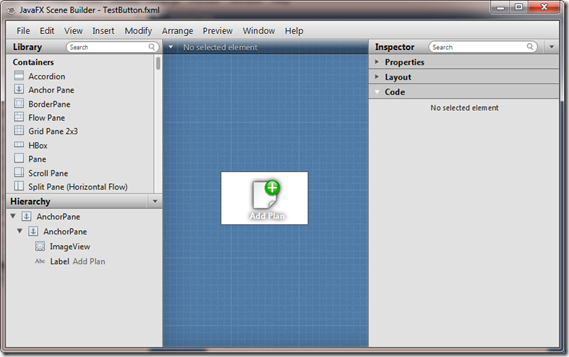 Creating Custom JavaFX Components with Scene Builder and